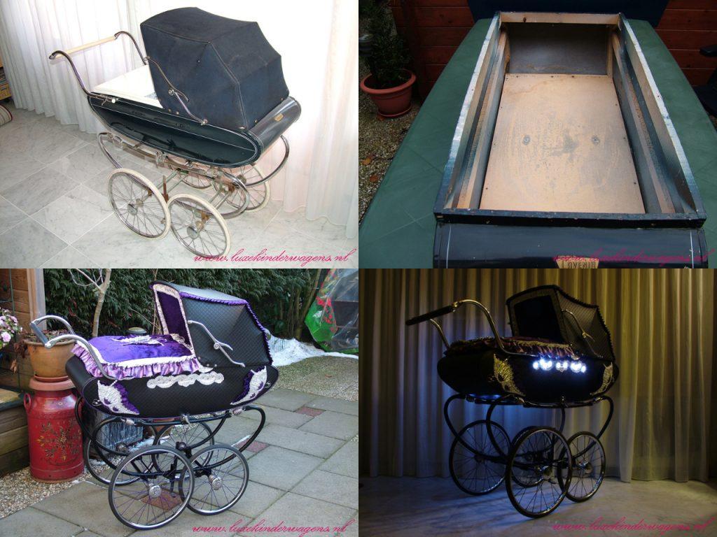 Mutsaerts Gothic Kinderwagen (NL)