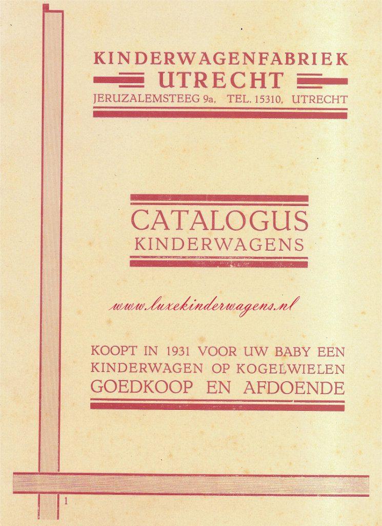 Voorzijde folder