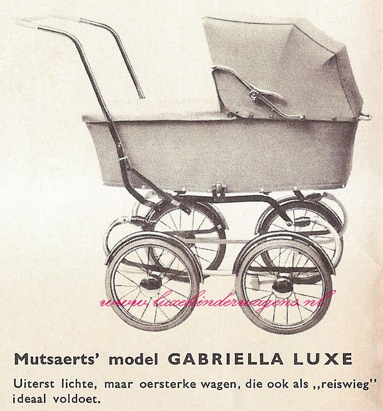 Gabriella Luxe 1962