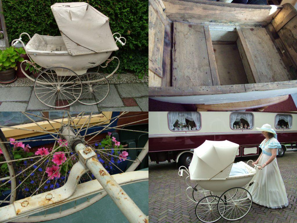 Simonis Zwillinge Kinderwagen (NL)