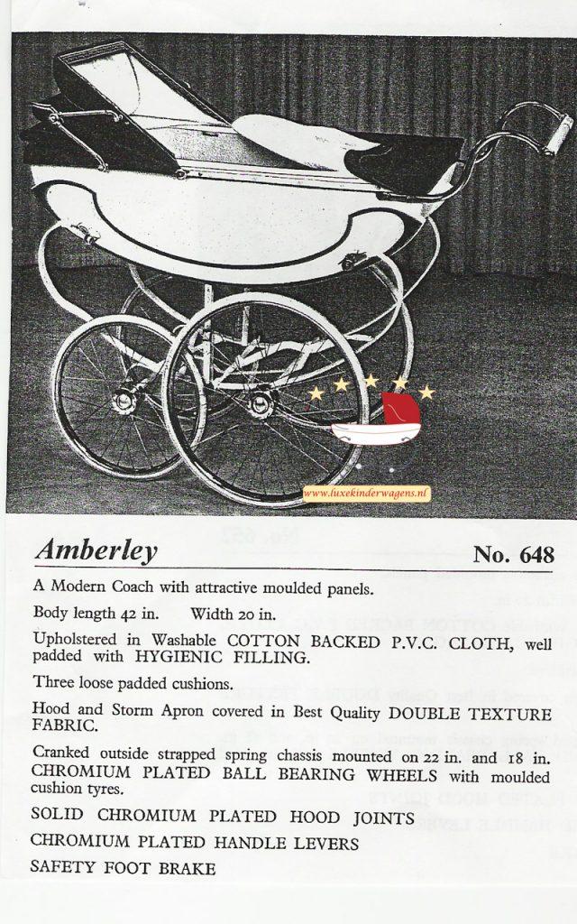 Amberly No. 648