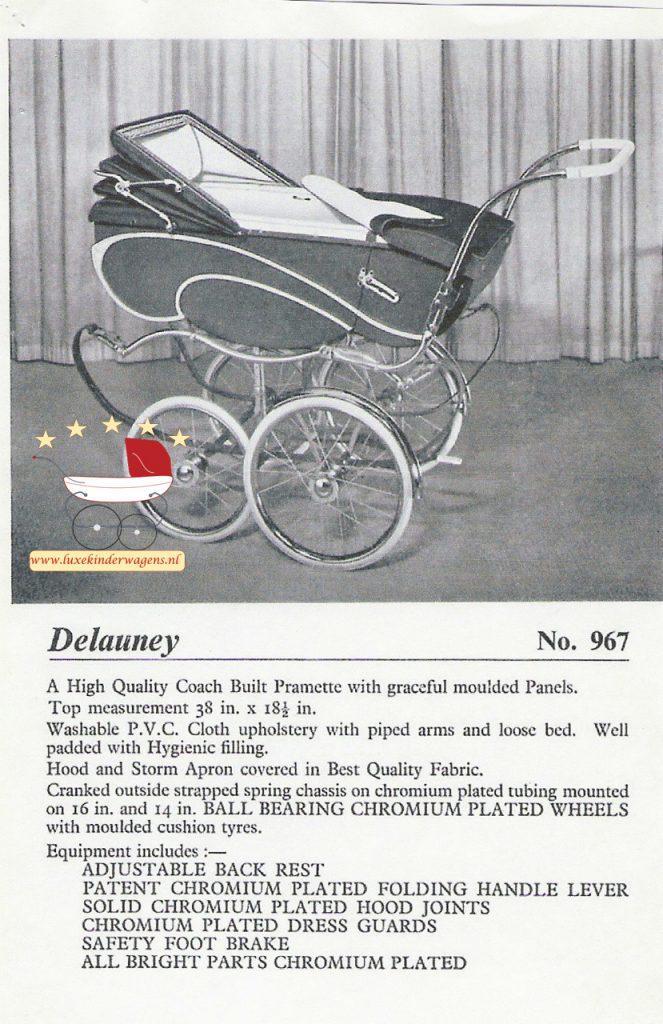 Delauney No. 967