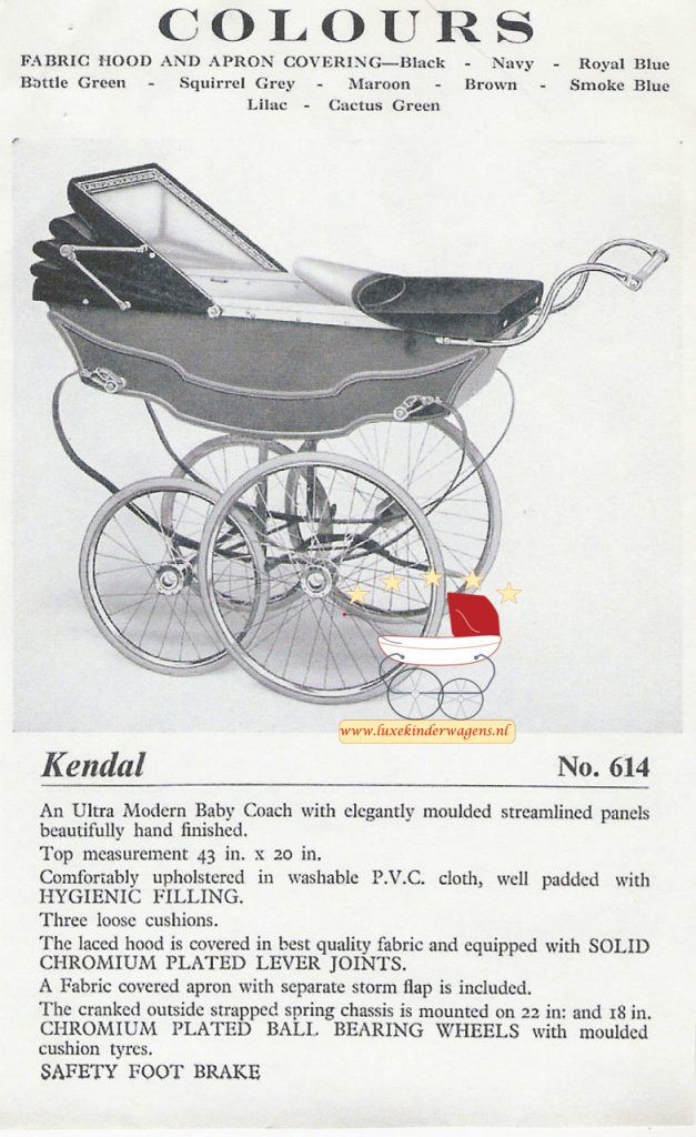 Kendal No. 614