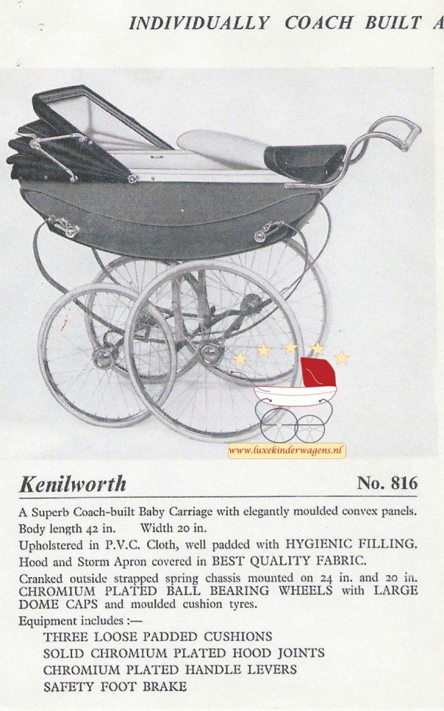 Kenilworth No. 816