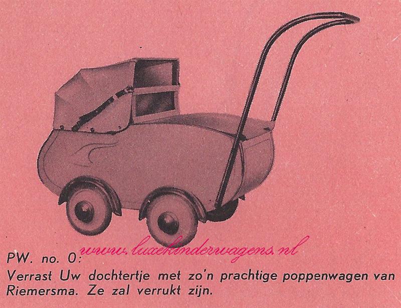 Poppenwagen No. 0
