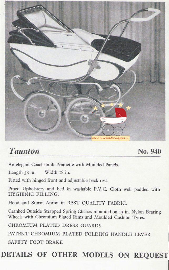 Taunton No. 940