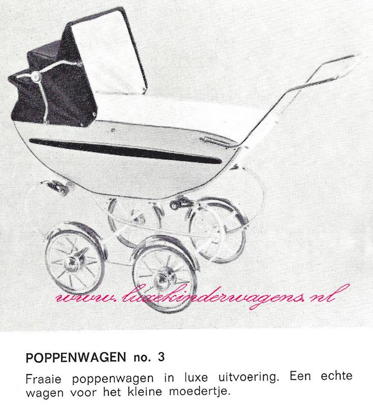 Poppenwagen No. 3