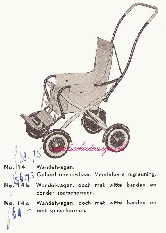 Wandelwagen No. 14