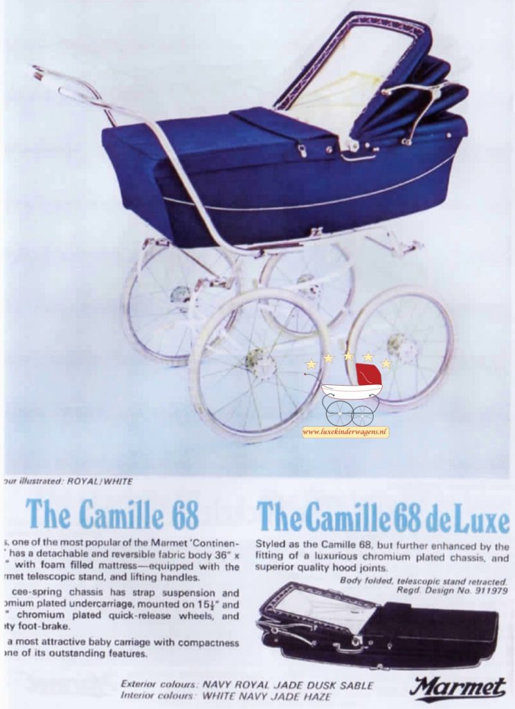 Camille 68, 1968