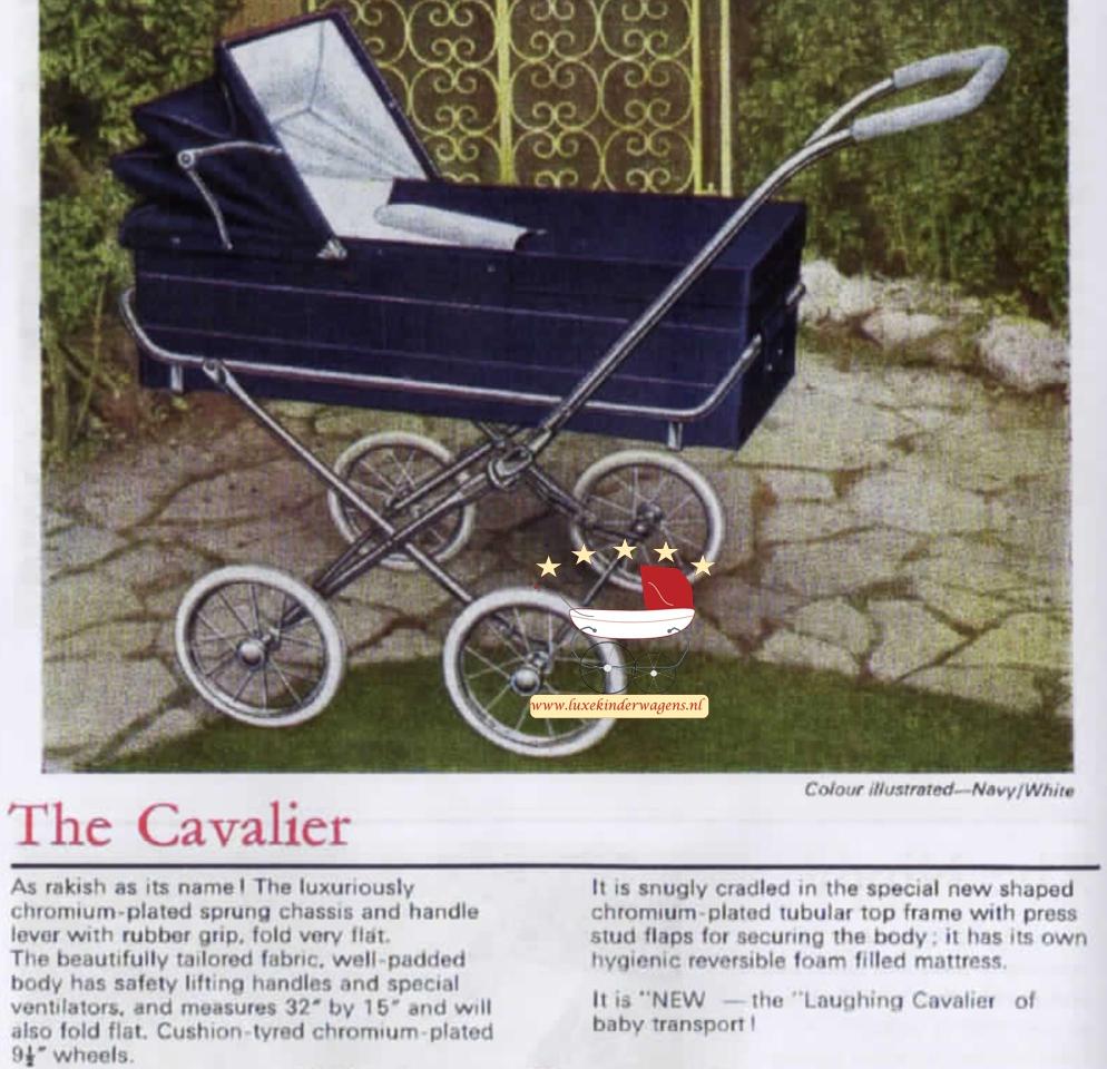 Cavalier, 1967