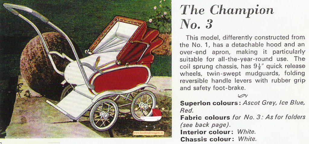 Champion No. 3 1964