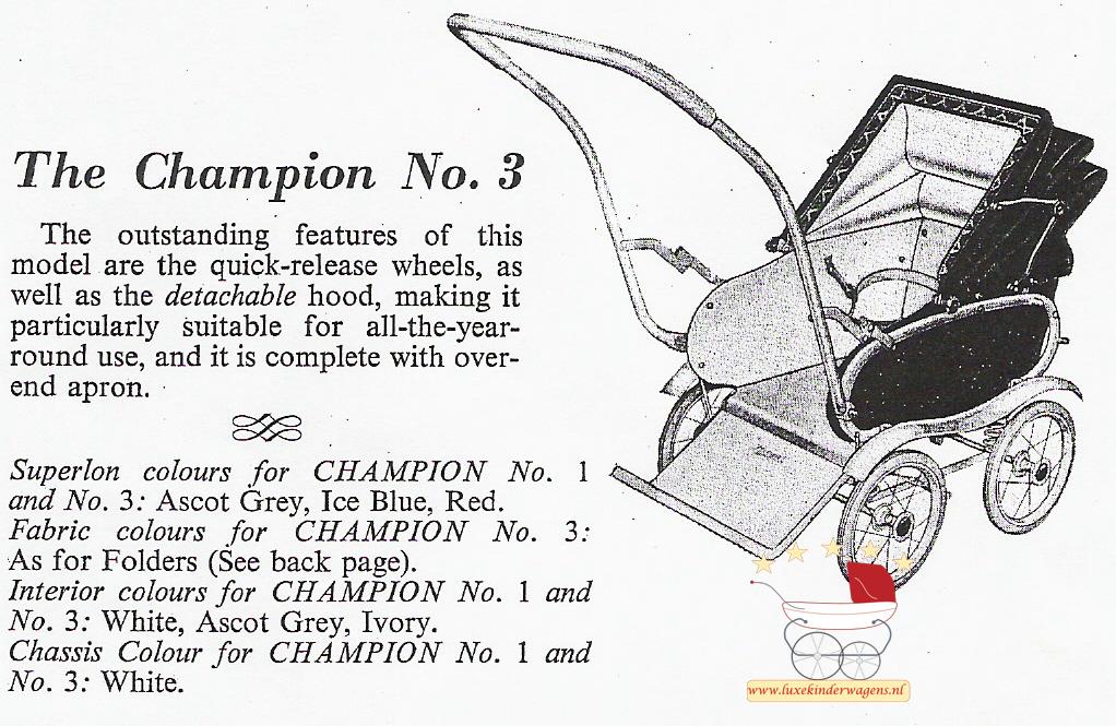 Champion No. 3 1963