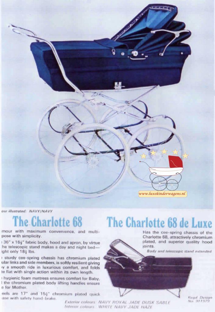 Charlotte, 1968