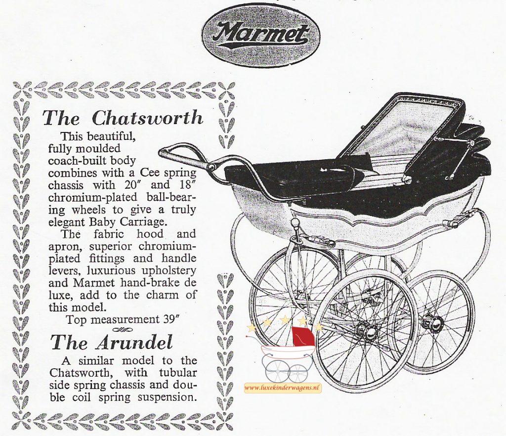 Chatsworth - Arundel, 1963