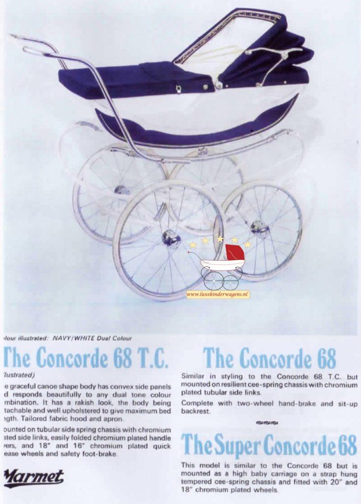 Concorde, 1968