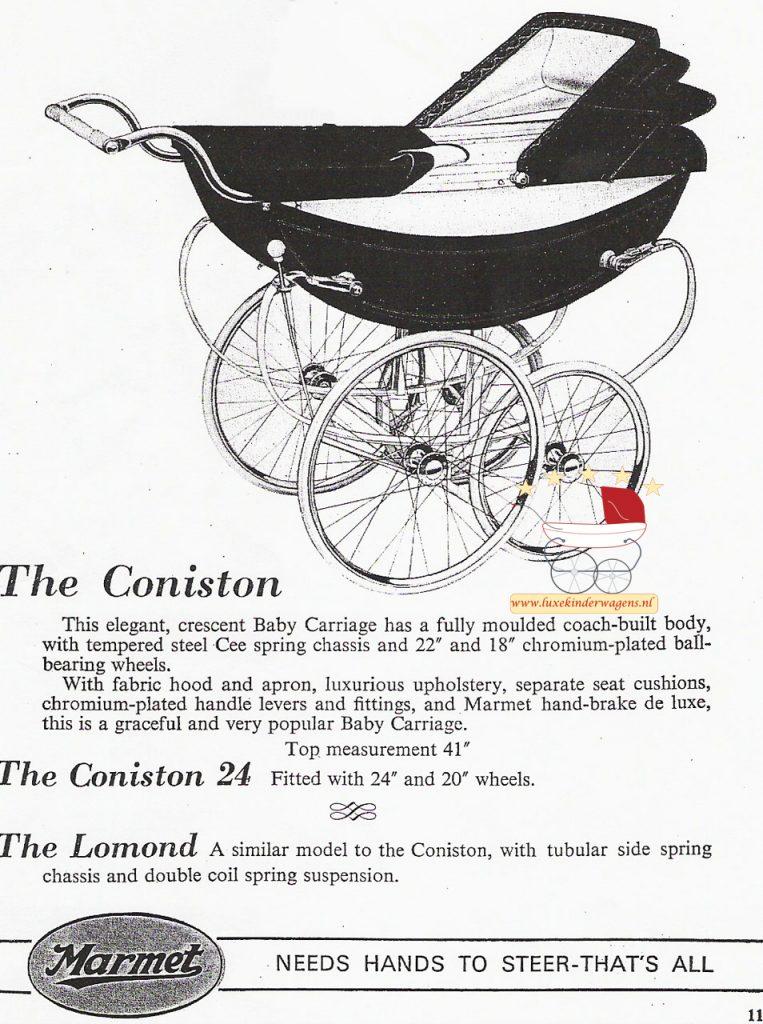 Coniston - Lemond, 1963