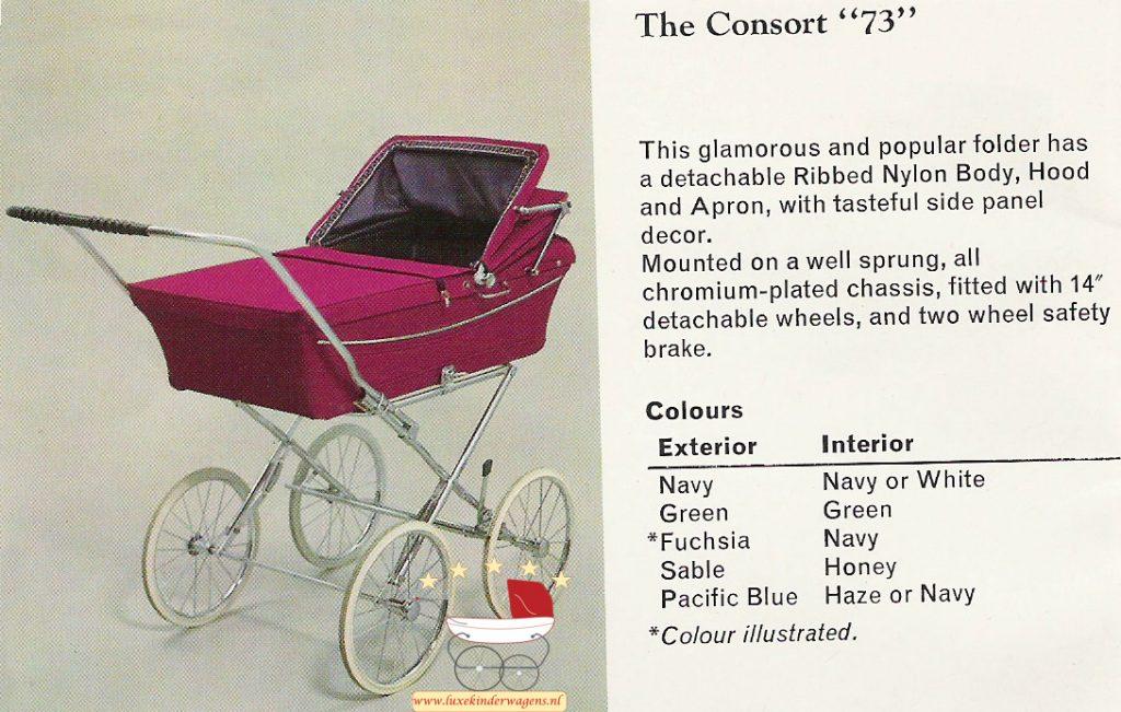 Consort, 1973