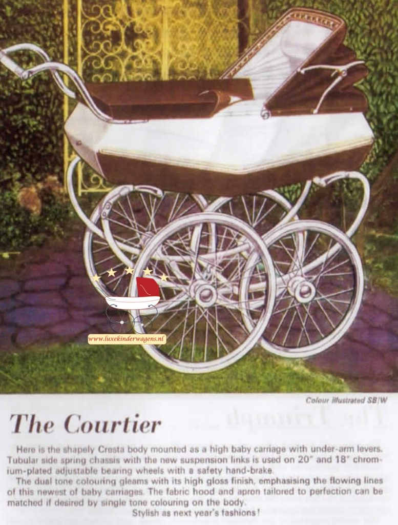Courtier, 1964