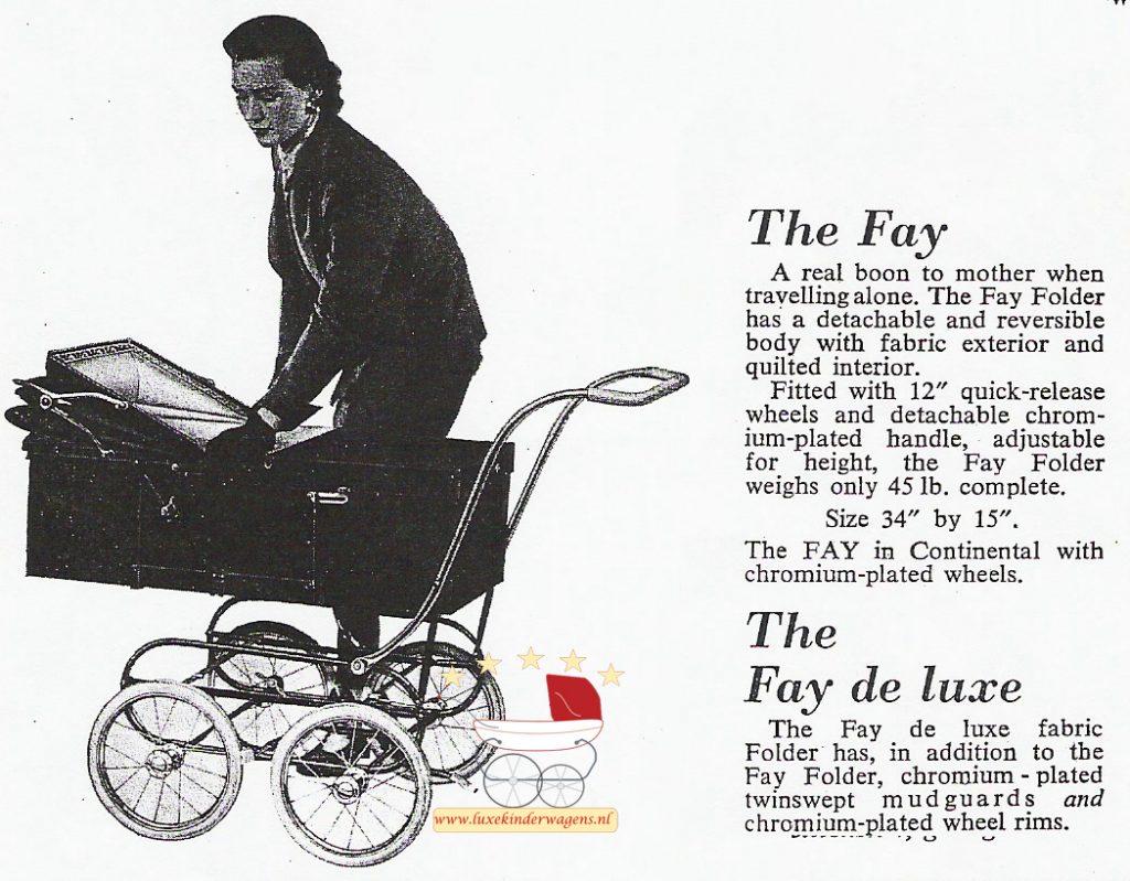 Fay, 1960-01963