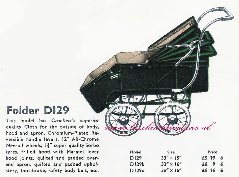Folder D129, 1939