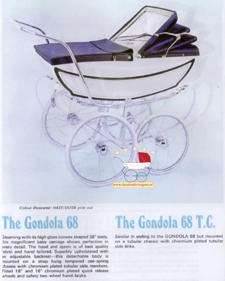 Gondola, 1968