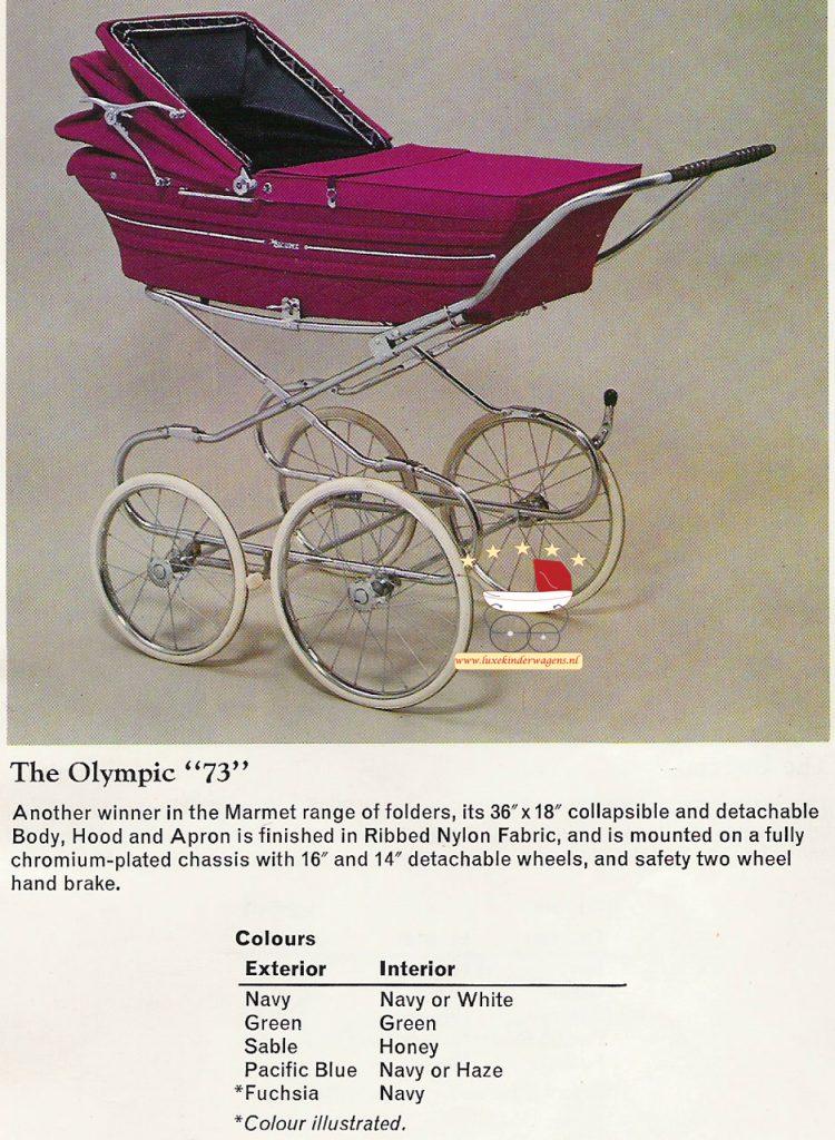 Olympic, 1973
