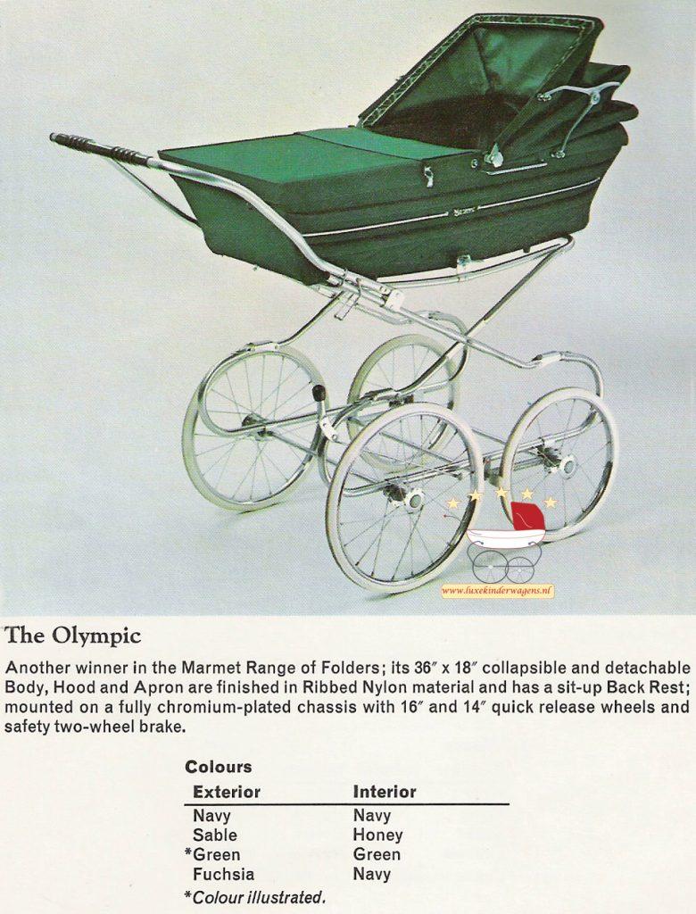 Olympic, 1975