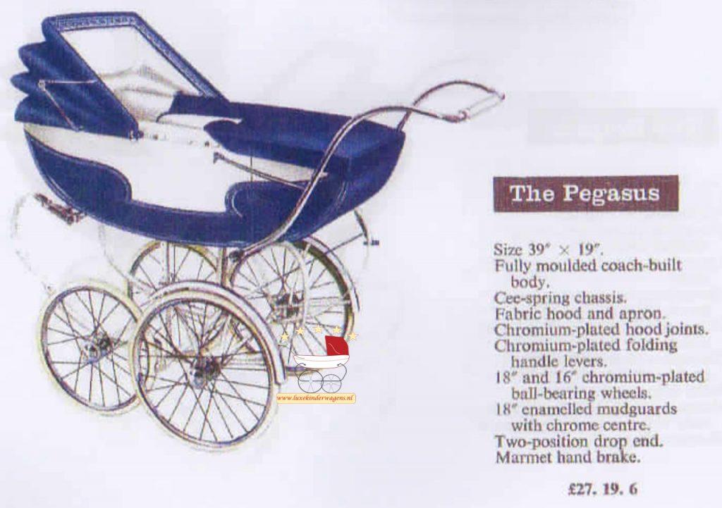 Pegasus, 1960