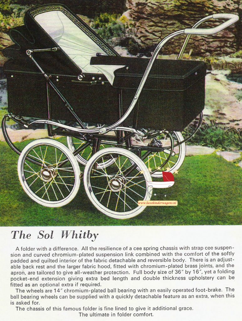 Sol Whitby, 1964