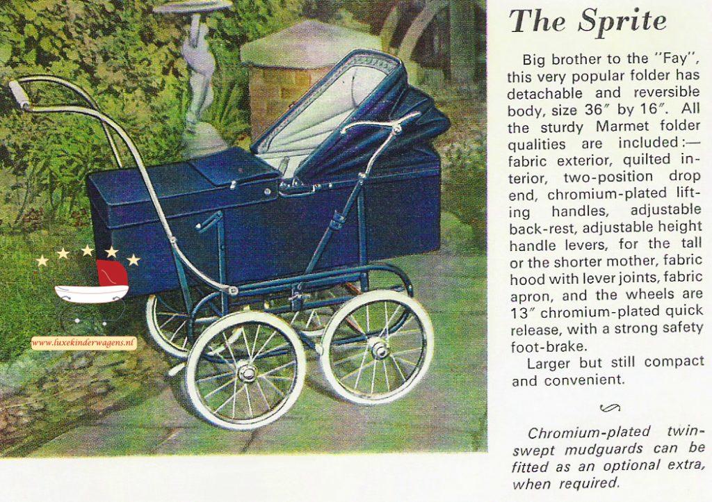 Sprite, 1964
