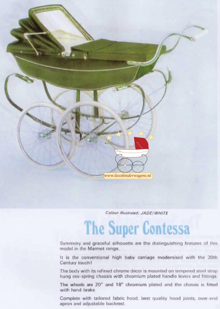 Super Contessa, 1968