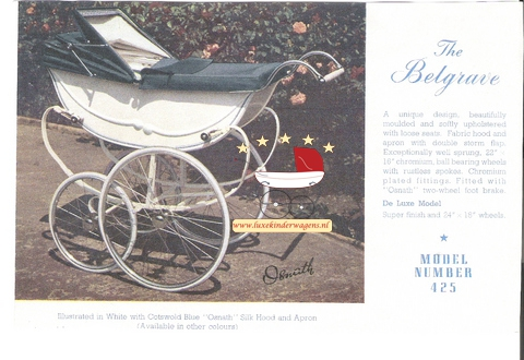 Belgrave, model number 425