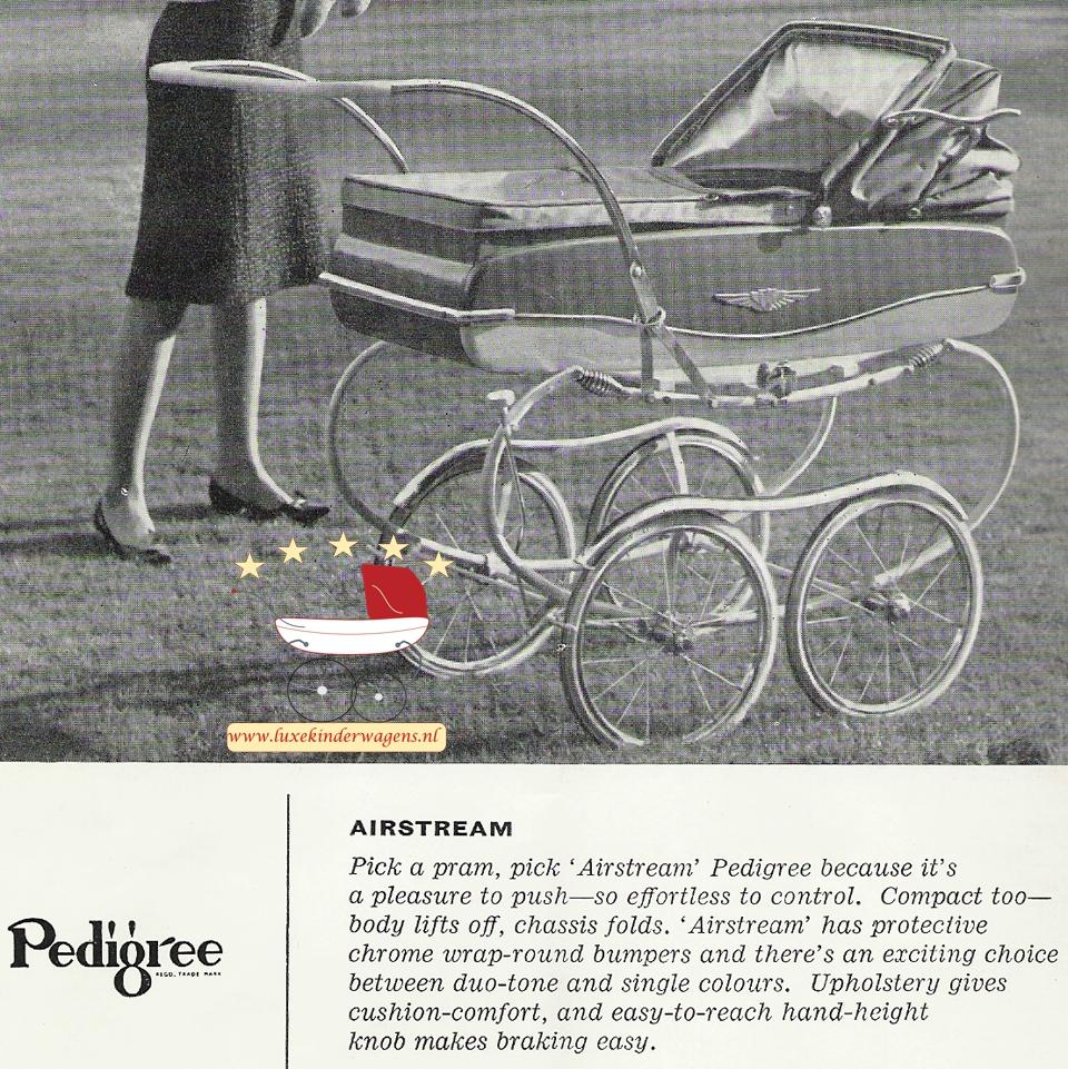 Pedigree Airstream 1961