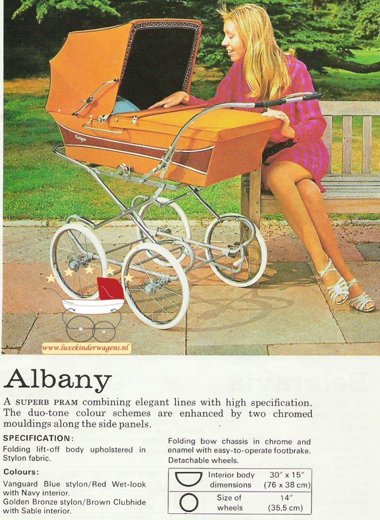 Pedigree Albany 1972