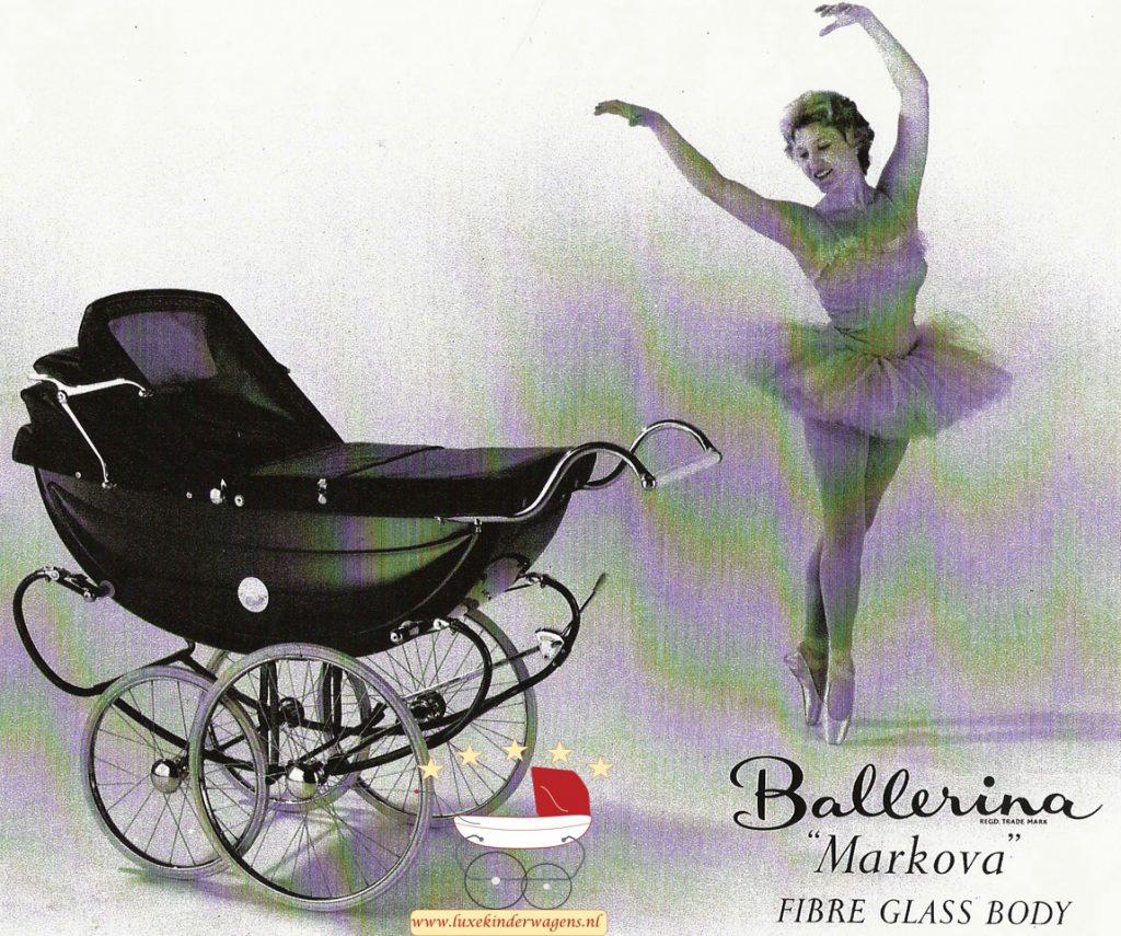 Pedigree Ballerina Markova 1958