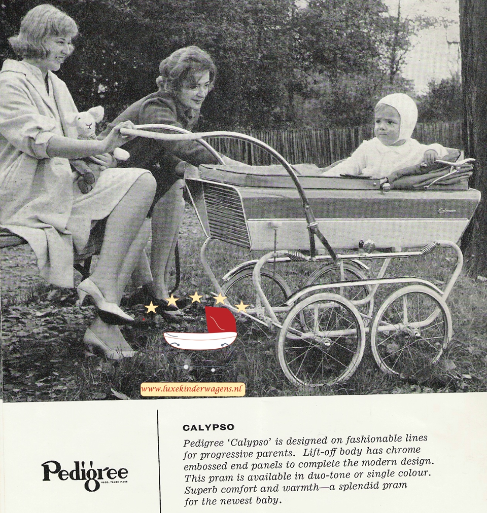 Pedigree Calypso 1961