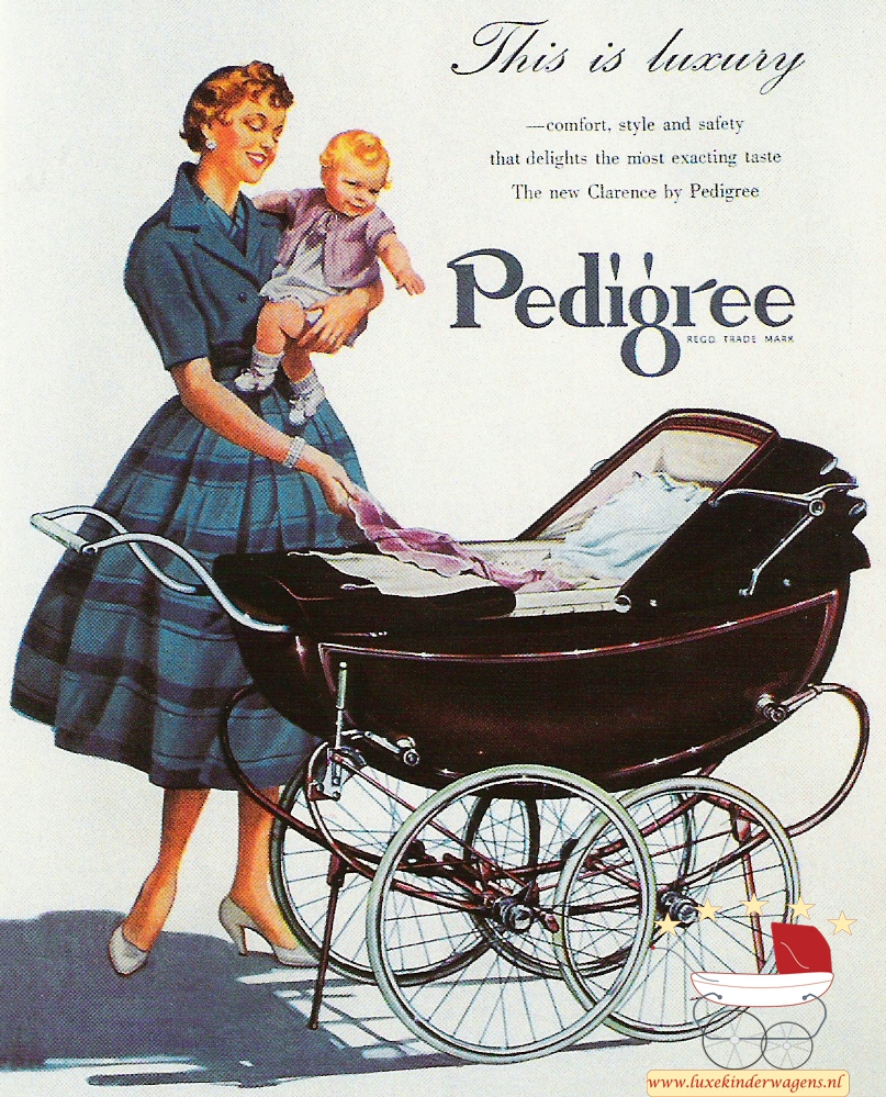 Pedigree Clarence 1950