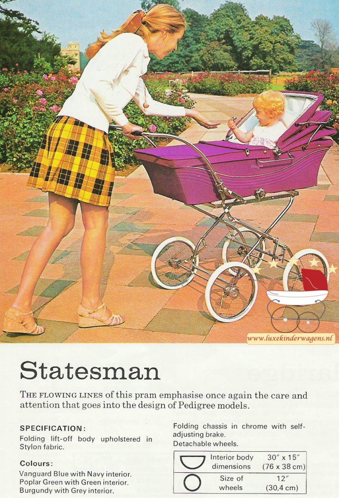 Pedigree Statesman 1972