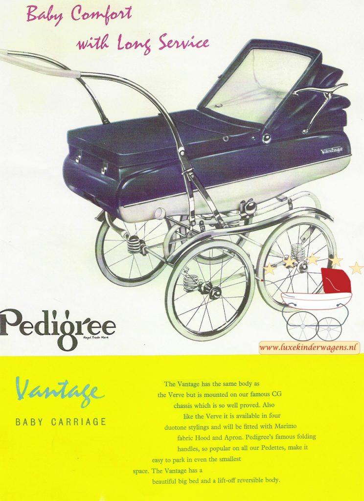 Pedigree Vantage 1959