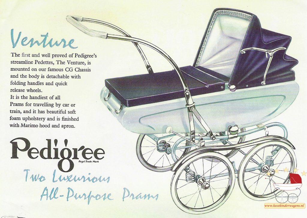 Pedigree Venture 1959