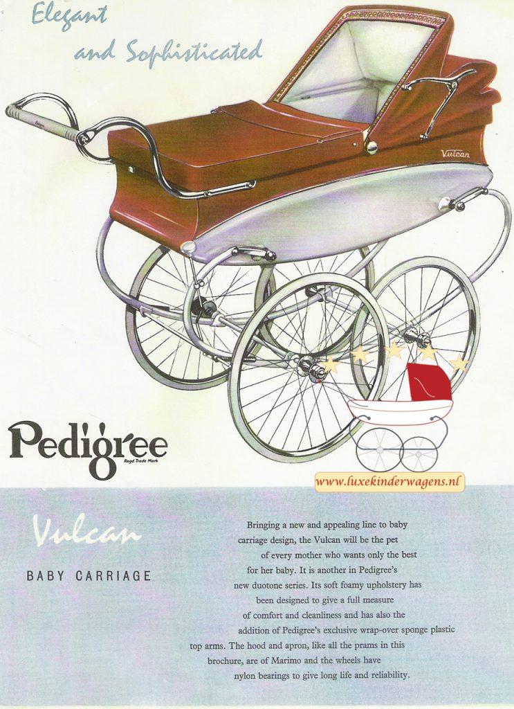 Pedigree Vulcan 1959