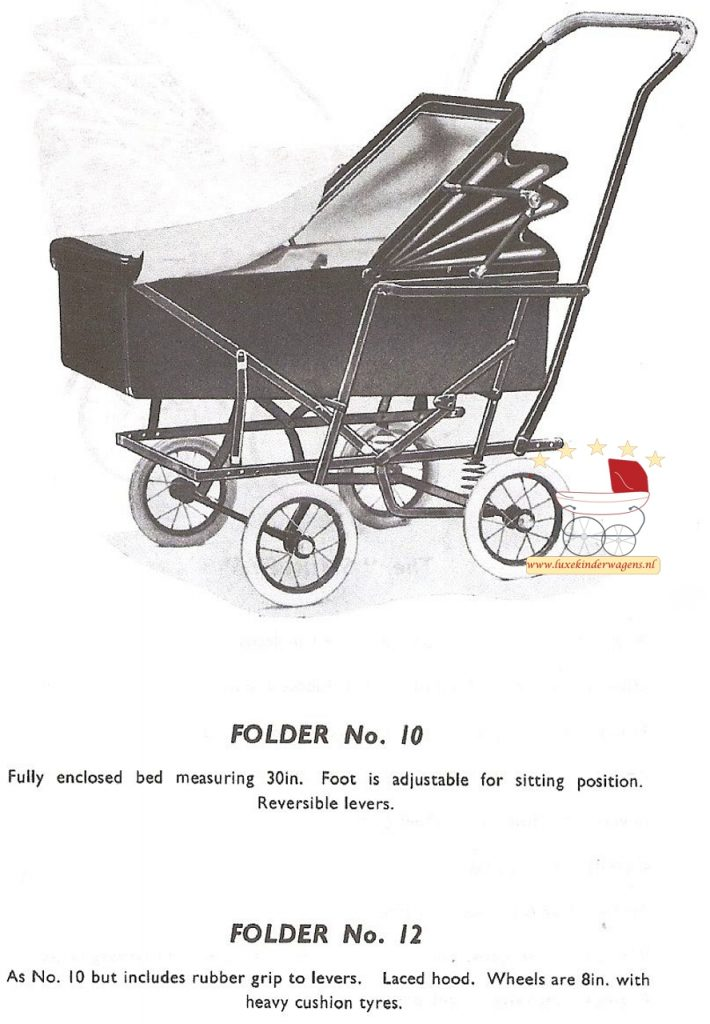 Restmor Folder No. 10 1939