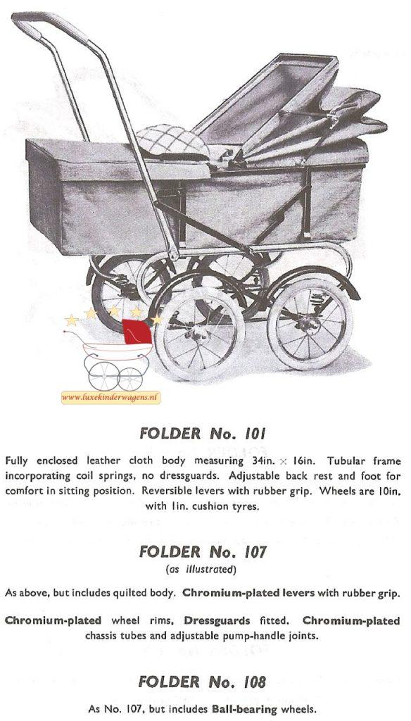 Restmor Folder No. 101 1939