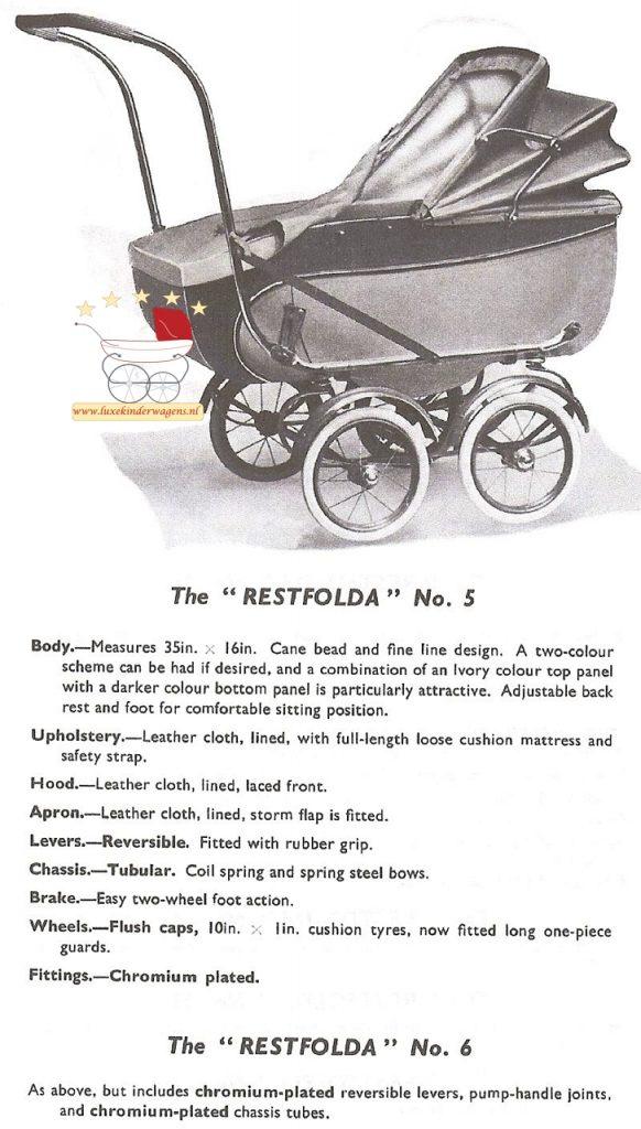 Restmor Restfolda No. 5 1939