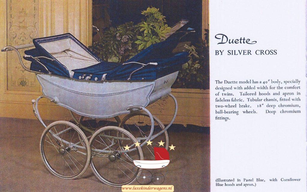 Silver Cross Duette 1970