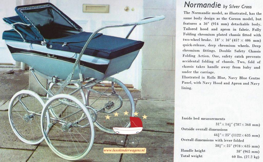 Silver Cross Normandie 1970-1971