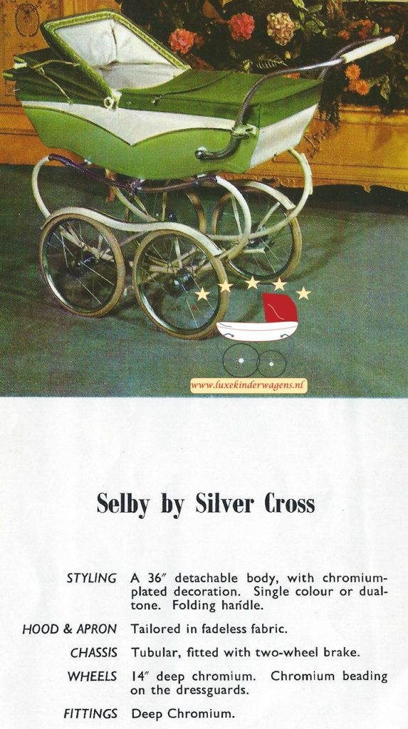 Silver Cross Selby