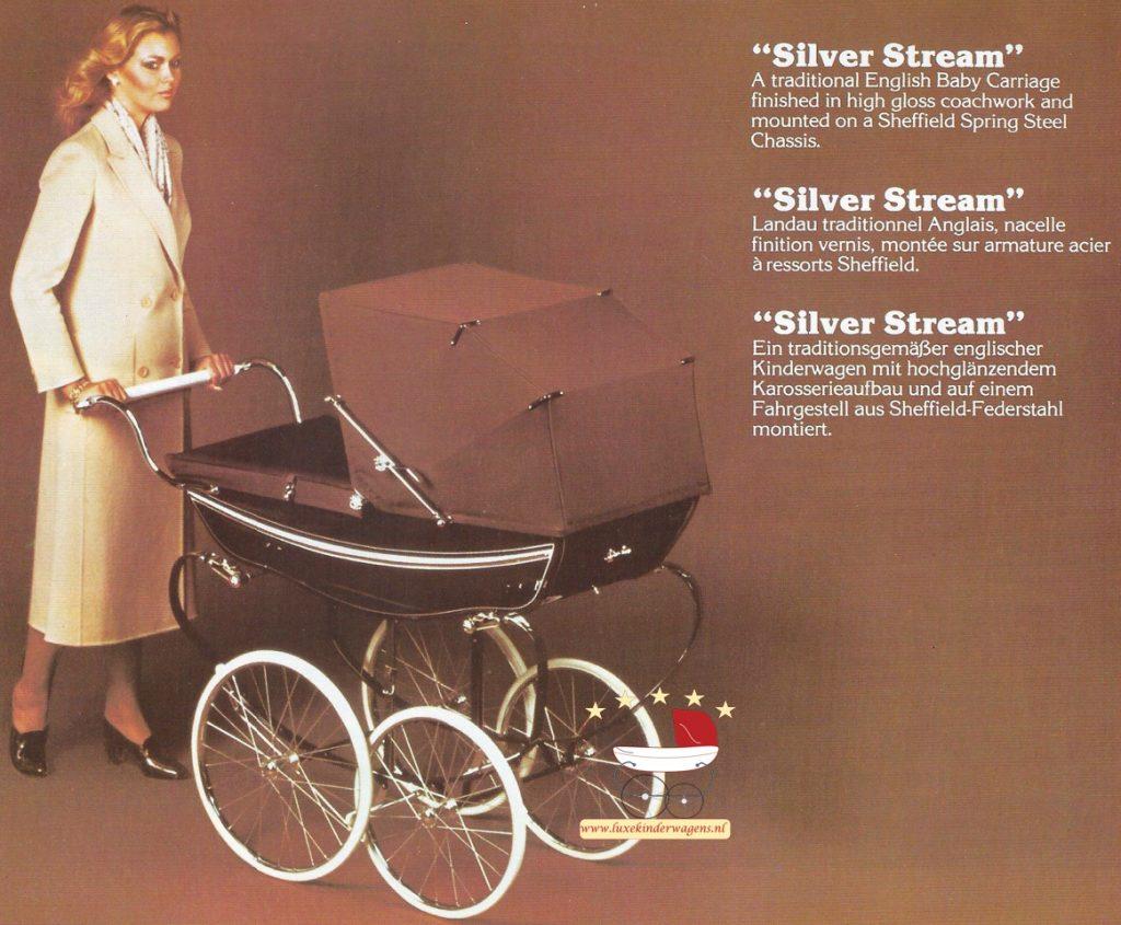 Silver Cross Silver Stream 1983
