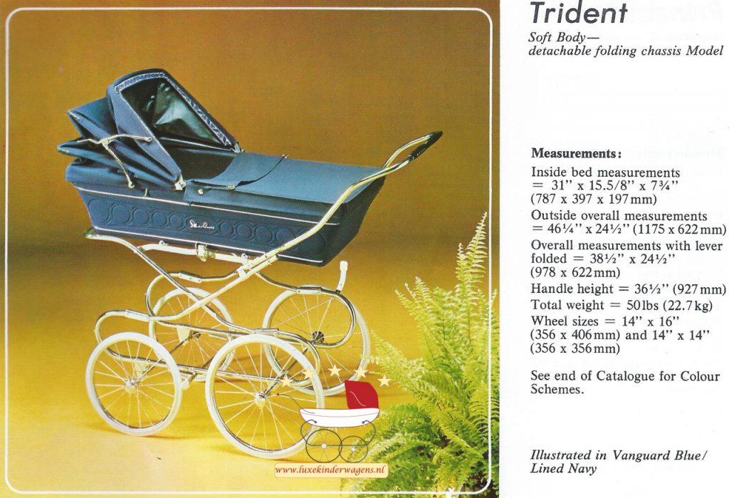 Silver Cross Trident 1971-1983