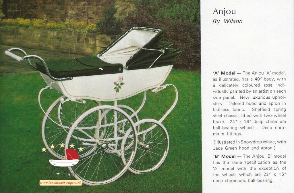 Wilson Anjou 1968